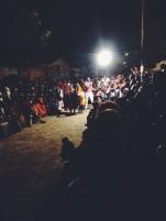 Big Senegalese gathering   Grande festa Senegalesa