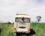 The bus that drove us around | Nosso meio de condução